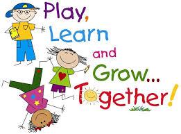 kids play learn grow