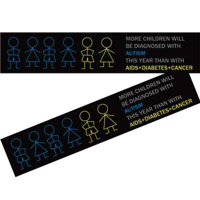 Autism Awareness Stickers